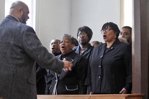 Together-N-Unity Choir in Bethesda Performance
